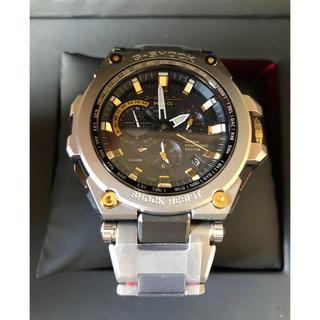 ジーショック(G-SHOCK)の腕時計 G-SHOCK MTG-G1000SG-1AJF 新品(腕時計(アナログ))