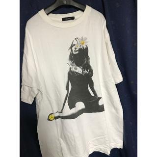 コミュニティ(COMMUNITY)の希少 コミュニティ community グラフィックガールT(Tシャツ/カットソー(半袖/袖なし))