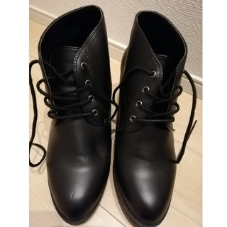 ユニクロ(UNIQLO)の美品 ユニクロ ショートブーツ(ブーツ)
