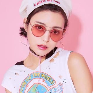 ザラ(ZARA)のRaynaプレミアム デザイン サングラス UVカット(サングラス/メガネ)
