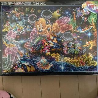 ディズニー(Disney)のステンドアートジケソーパズル(その他)