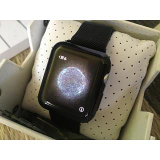 アップルウォッチ(Apple Watch)のApple Watch スポーツ 42mm(スマートフォン本体)
