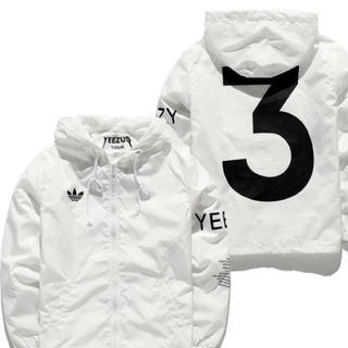 adidas - Yeezus tour 3 windbreaker jacket