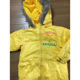 ココルルミニ(CO&LU MINI)のココルルダウン110(ジャケット/上着)