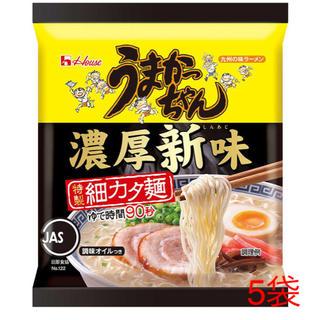 ハウスショクヒン(ハウス食品)のうまかっちゃん(インスタント食品)