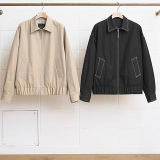 アンユーズド(UNUSED)のUNUSED 18SS drizzler jacket ドリズラー ジャケット(ブルゾン)