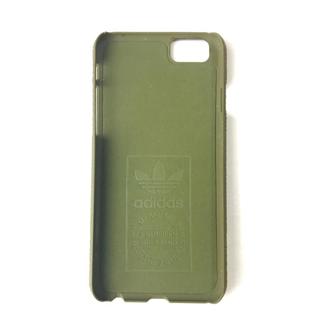 adidas(アディダス)のadidas iPhone6/6s対応 スマホカバー スマホ/家電/カメラのスマホアクセサリー(iPhoneケース)の商品写真