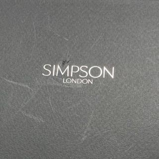 シンプソン(SIMPSON)のSIMPSON LONDON のカード、お札入れ財布(長財布)