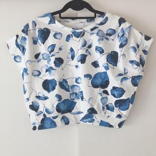 ツインルーム(TWNROOM)のTWNROOM ドルマン半袖シャツ(Tシャツ(半袖/袖なし))