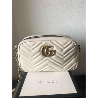 ce77c33b1fb7 グッチ(Gucci)のGGマーモント スモール ショルダーバッグ GUCCI グッチ(ショルダーバッグ)