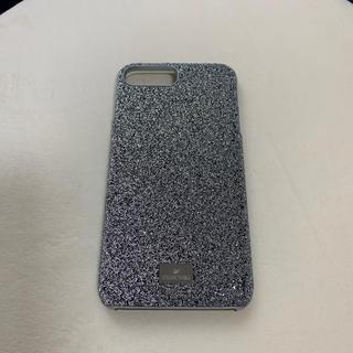 スワロフスキー(SWAROVSKI)のiPhone7Plusスワロフスキー携帯ケース(iPhoneケース)