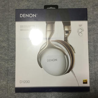 デノン(DENON)のDENON (デノン)AH-D1200 ヘッドホン(ヘッドフォン/イヤフォン)