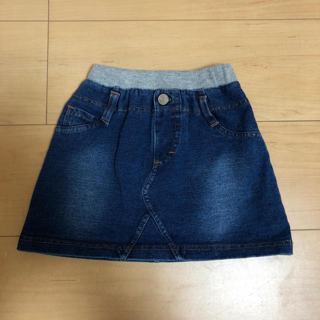 GU(ジーユー)のGスカ GU 100〜110cm キッズ/ベビー/マタニティのキッズ服 女の子用(90cm~)(スカート)の商品写真