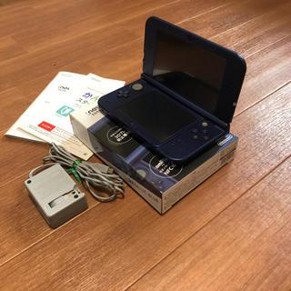 ニンテンドー3DS(ニンテンドー3DS)のニンテンドー3DS  LL  ブルー(携帯用ゲーム機本体)
