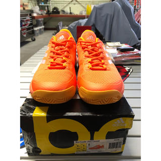 アディダス(adidas)のadidas barricade2017 Boost BA9104(シューズ)