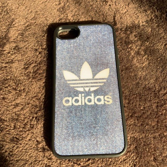 adidas(アディダス)のアディダス iPhoneケース スマホ/家電/カメラのスマホアクセサリー(iPhoneケース)の商品写真