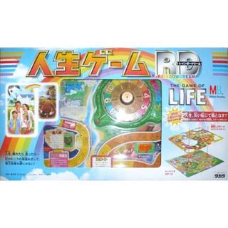 タカラトミー(Takara Tomy)の人生ゲーム  ボード版(人生ゲーム)