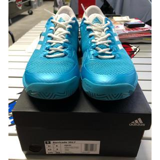 アディダス(adidas)のadidas barricade2017 AQ6295(シューズ)