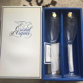 クリスタルダルク(Cristal D'Arques)のクリスタルダルク ✳︎ ワイングラス(グラス/カップ)