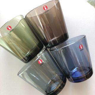 イッタラ(iittala)のイッタラ iittala カルティオ グラス 4個セット(グラス/カップ)