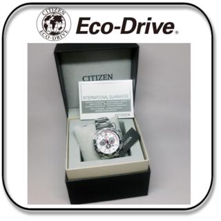 シチズン(CITIZEN)のシチズン CITIZEN エコ・ドライブ クロノグラフ ソーラー 200m防水(腕時計(アナログ))