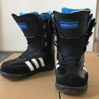アディダス(adidas)のadidas スノーボートブーツ アディダス(ブーツ)
