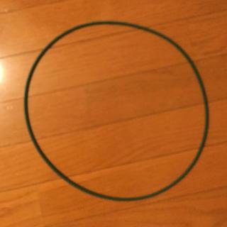 トウシバ(東芝)の東芝衣類乾燥機用丸ベルト ほとんど新品 *値下げ(衣類乾燥機)