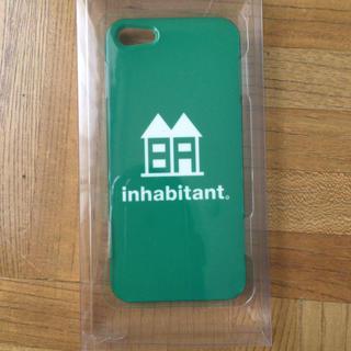 インハビダント(inhabitant)のinhabitant   iPhone5ケース《未開封》(iPhoneケース)