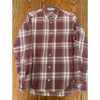 インディヴィジュアライズドシャツ(INDIVIDUALIZED SHIRTS)のINDIVIDUALIZED SHIRTS  BDシャツ メイデンカンパニー(シャツ)