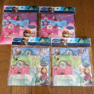 アナトユキノジョオウ(アナと雪の女王)の新品 折り紙 アナと雪の女王 セット プレゼント まとめ 女の子 オラフ(キャラクターグッズ)