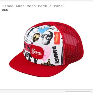 シュプリーム(Supreme)のsupreme mesh cap(キャップ)