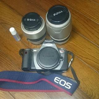 キヤノン(Canon)の一眼レフ カメラ(フィルムカメラ)