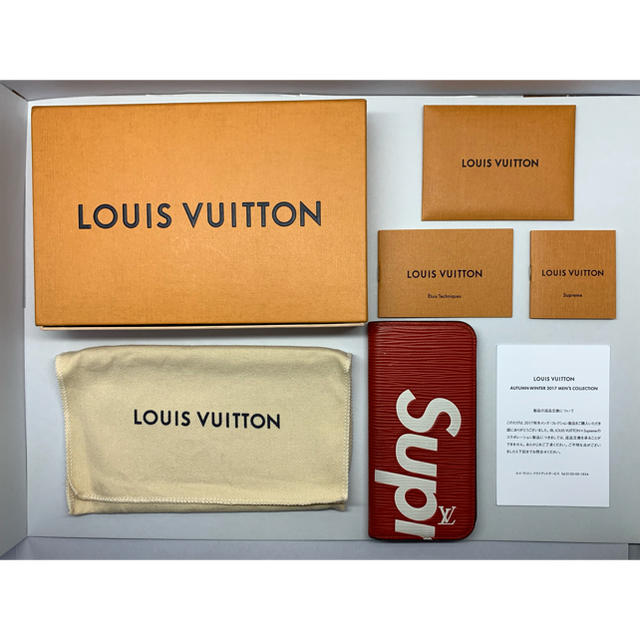 iphone 6 ケース メンズ / LOUIS VUITTON - supreme× louis vuittonの通販 by ヨッシー's shop|ルイヴィトンならラクマ