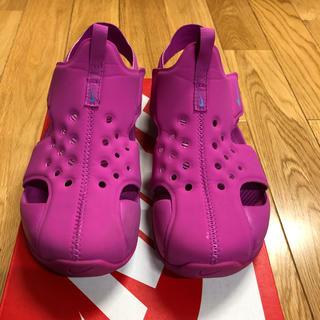 ナイキ(NIKE)のナイキ サンダル 靴 サイズ22 NIKE(サンダル)