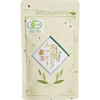 宮崎茶房(有機JAS認定、無農薬栽培)、有機紅茶(ティーバッグ2g×30p)(茶)