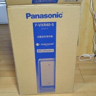 パナソニック(Panasonic)のコウジ様専用です。パナソニック 加湿空気清浄機(空気清浄器)