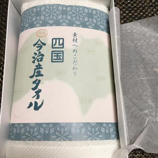 イマバリタオル(今治タオル)の新品フェイスタオル ゴマちゃん様専用(タオル/バス用品)