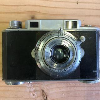 KONICA MINOLTA - コニカ カメラ 昭和 アンティーク ジャンク品 動作未確認