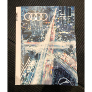 アウディ(AUDI)のThe Audi Magazine  1冊(カタログ/マニュアル)