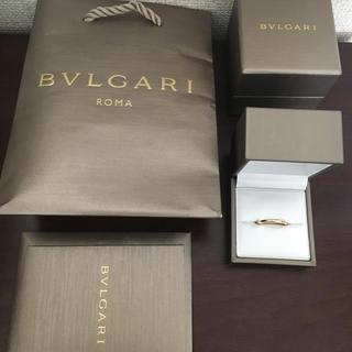 ブルガリ(BVLGARI)のブルガリ フェディ ウェディング リング K18YG 2.5mm 3.6g(リング(指輪))