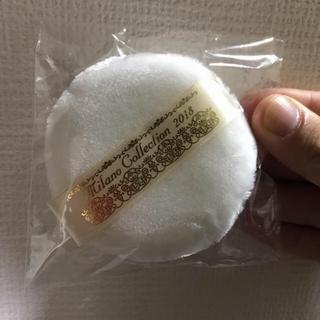 Kanebo - 新品未使用  ミラノコレクション 2018 パフ フェース用