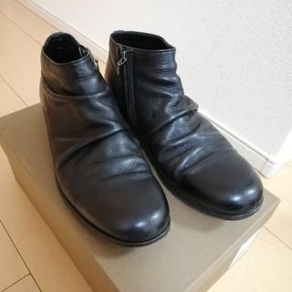 パドローネ(PADRONE)のPADORONE パドローネ ショートサイドジップブーツ 40(ブーツ)