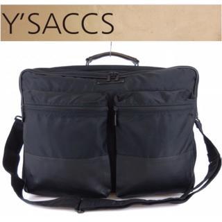 サクスニーイザック(SACSNY Y'SACCS)のY'saccs POUR HOMME ブリーフケース バッグ ショルダー  (ビジネスバッグ)
