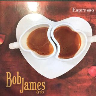 CD BOB JAMES TRIO  「ESPRESSO 」輸入盤(ジャズ)