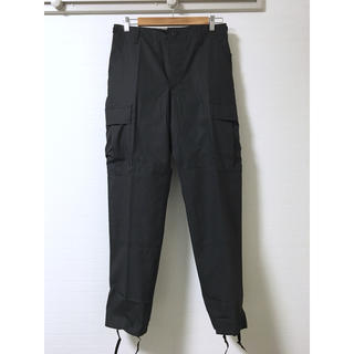 PROPPER プロッパー BDU トラウザー パンツ 黒 綿100% S-S(戦闘服)