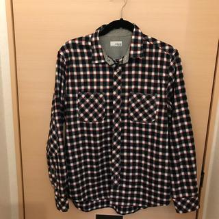 ジュンレッド(JUNRED)のJUNRED メンズ フランネルシャツ サイズ2(Lに相当)(シャツ)