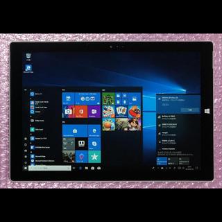マイクロソフト(Microsoft)の高速サーフェス プロ3  256GB 8GB i5 本体のみ(ノートPC)