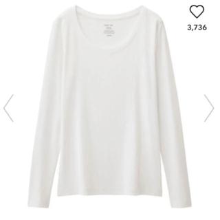 ジーユー(GU)のGU  クルーネックT (Tシャツ(長袖/七分))