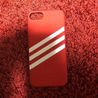 アディダス(adidas)のiPhone8 ケース  adidas(iPhoneケース)