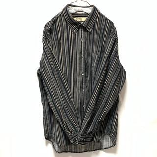カンサイヤマモト(Kansai Yamamoto)のKANSAI JEANS ストライプシャツ(シャツ)
